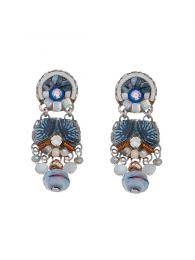 Ayala Bar Earrings 1277 Jewellery Jewelry Sally Bourne Interiors London Swarovski Crystals