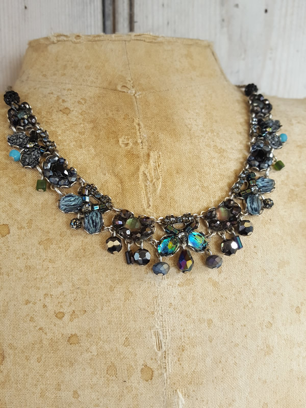 Ayala Bar Necklace 3335 Sally Bourne Interiors London UK Designer Jewellery Jewelry