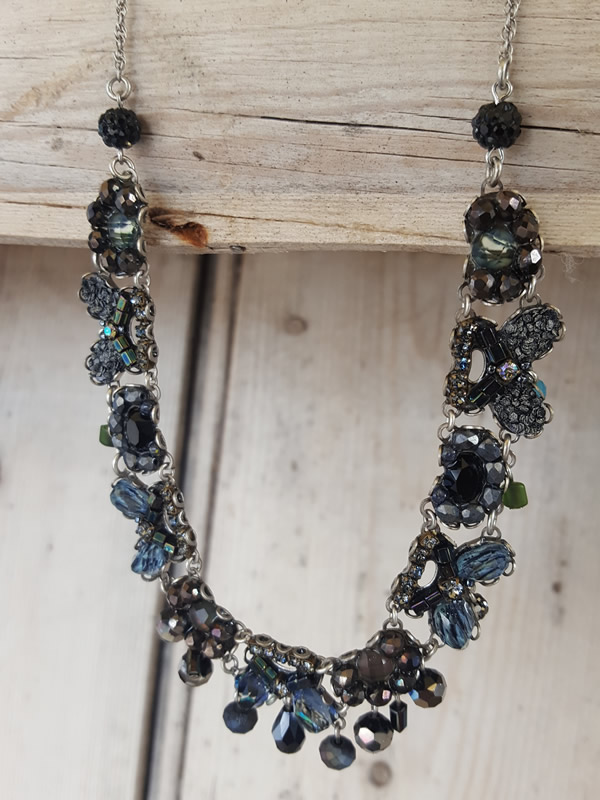 Ayala Bar Necklace 3335 Semi precious stone Designer Jewellery jewelry London