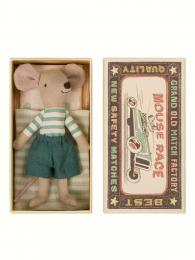 Big Brother Matchbox Mouse Maileg SCandi Chi SAlly Bourne Interiors