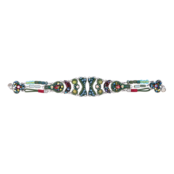 Ayala Bar Summer Lawns Bracelet C4003 Jewellery Jewelry Sally Bourne Interiors London Swarovski Crystals