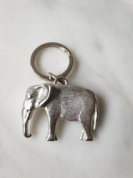 Elephant Keyring Lancaster and gibbings