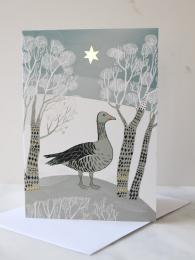 Lush Design Goose Card at Sally Bourne Interiors London Muswell Hill Greetings