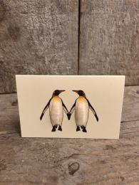 Mini Penguins Card Penny Lindop Sally Bourne Interiors