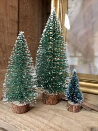 Model Christmas Trees East Of India Table Cake Decoration Sally Bourne Interiors London