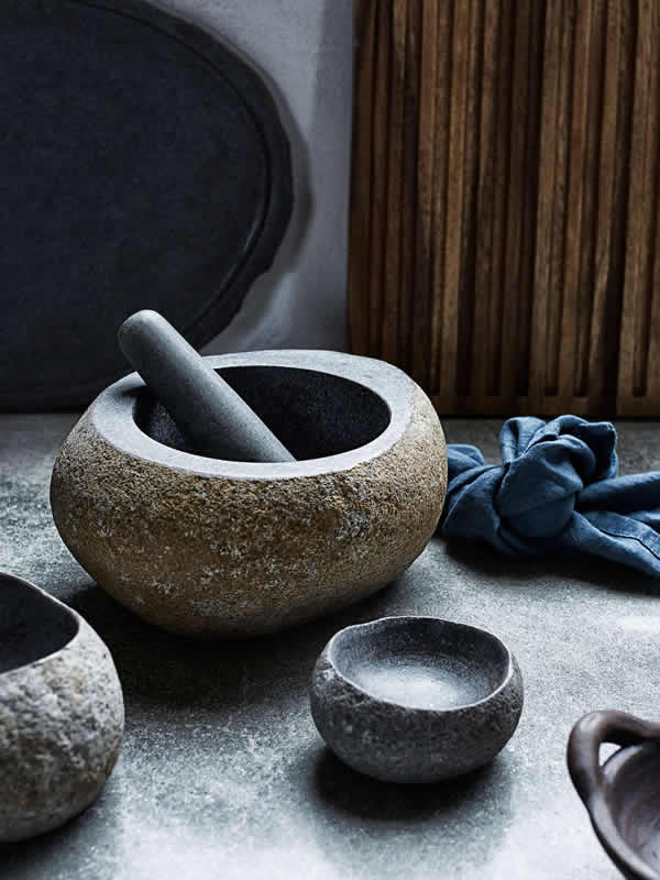 Pestle and Mortar Kitchenware Muubs Sally Bourne Interiors Muswell Hill