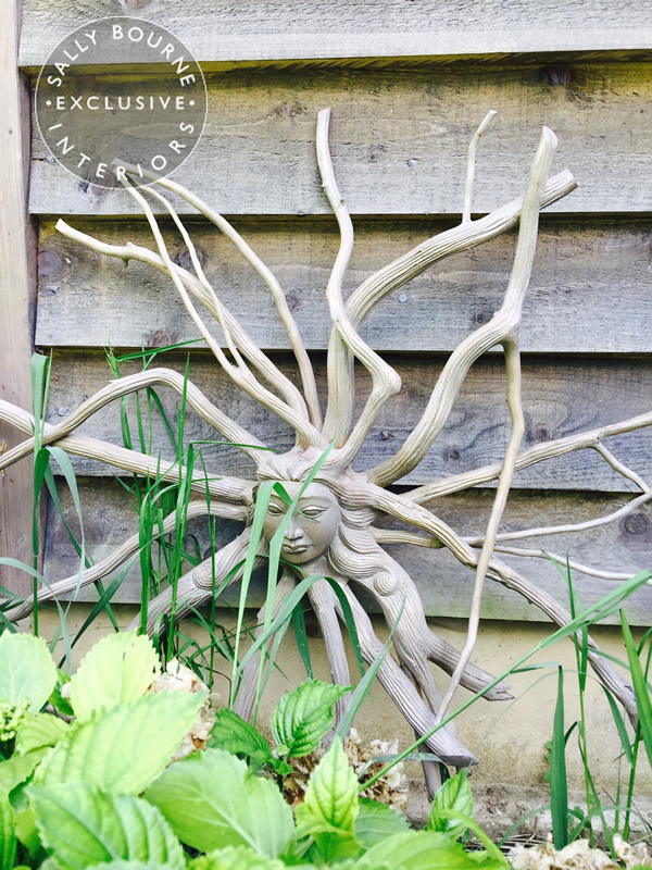 Hand Carved Wooden Root Fairy