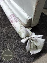 Sally Bourne Interiors Draught Excluder Handmade