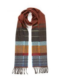 Wallace Sewell Lambswool Kyoto Rust