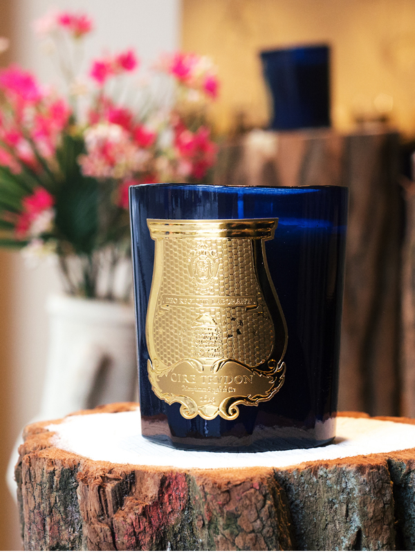CIRE TRUDON LUXURY CANDLE AT SALLY BOURNE INTERIORS LONDON MUSWELL HILL N10