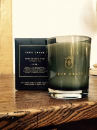 True Grace Candle - Portabello Oud Library secnted