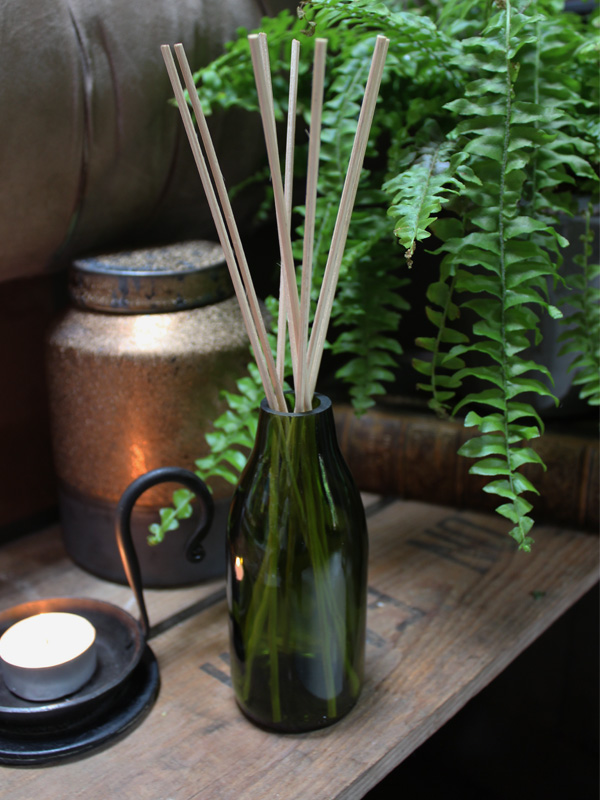 Paddywax Eco Green Diffuser Fragrance Fig Vetiver Pomigranite Currant Verbena Lemongrass Bamboo GreenTea Basil Cucumber