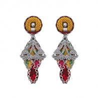 Ayala Bar Rainbow Earrings W1013