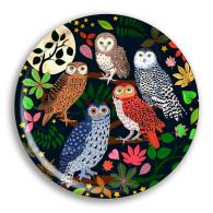 Avenida Home Tray Night Owl