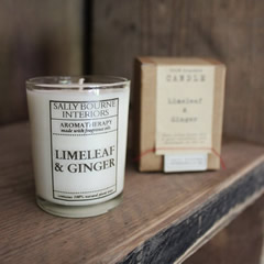 Sally bourne interiors candle