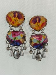 Ayala Bar Earrings 0668 Designer Jewellery Jewelry Sally Bourne Interiors Muswell Hill London