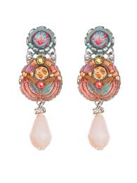 Ayala Bar Earrings 1283 Jewellery Jewelry Sally Bourne Interiors London Swarovski Crystals