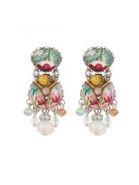 Ayala Bar Earrings 0778 Jewellery Jewelry Sally Bourne Interiors London Swarovski Crystals