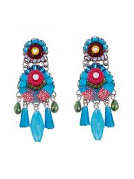 Ayala Bar Earrings 1289 Jewellery Jewelry Sally Bourne Interiors London Swarovski Crystals
