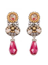 Ayala Bar Earrings 1297 Jewellery Jewelry Sally Bourne Interiors London Swarovski Crystals
