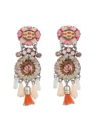 Ayala Bar Earrings 7468 Jewellery Jewelry Sally Bourne Interiors London Swarovski Crystals
