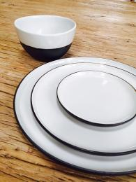 kitchen Bowl Plates Sally Bourne Interiors
