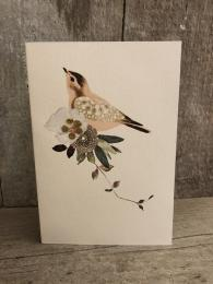 Elena Deshmukh Coral Bird Card Sally Bourne Interiors London Muswell Hill UK