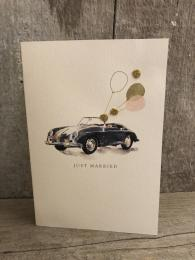 Elena Deshmukh Just Married Card Sally Bourne Interiors Muswell Hill London