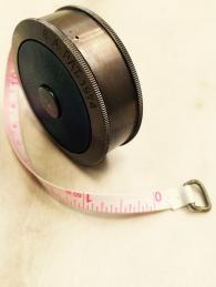 Measuring Tape Vintage Style pink