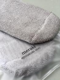 Meraki Set of 2 Moisturising Socks Sally Bourne Interiors Muswell Hill Cosmetic Set