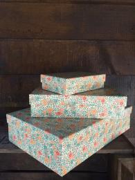 Millefiori Covered Boxes Gift Wrap