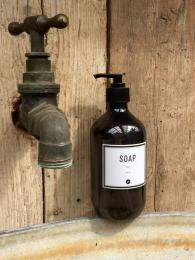 Mr Liquid Soap 500ml PB Home SAlly Bourne Interiors London Bathroom Outdoor Living HAnd and Body Soap