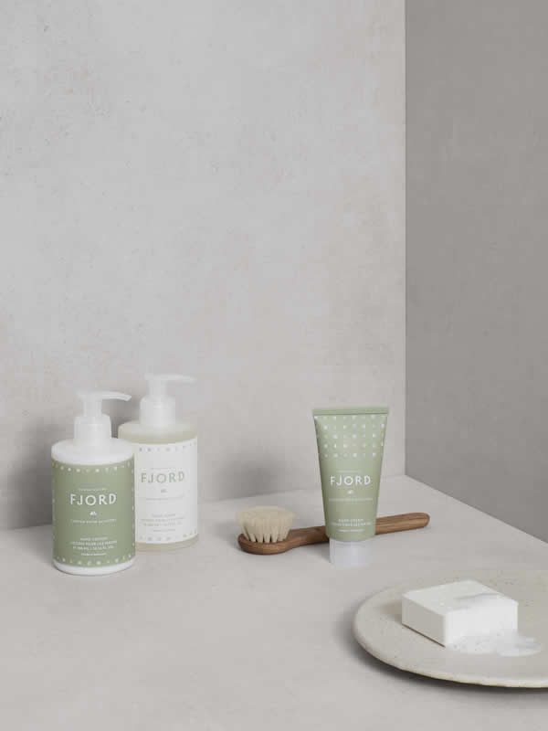 Skandinavisk Hand Lotion hand wash Sally Bourne Interiors London Muswell Hill body and bath