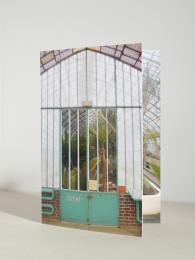 Window Palm House Card Sally Bourne Interiors London UK Muswell Hill greeting cards