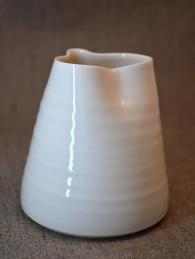 Ceramic Heart Jug Large