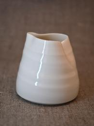 Ceramic Heart Shaped Jug Small