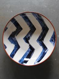 Blue Siroco Salad Bowl